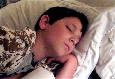 noah_sleeping